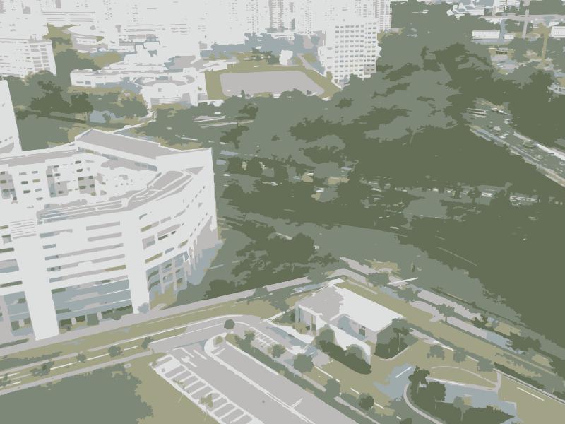 Free Singapore sky view 2