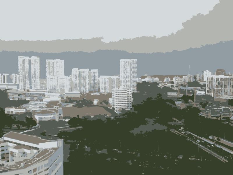 Free Singapore sky view