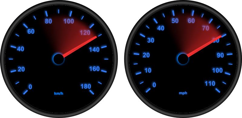 Free Speedometers