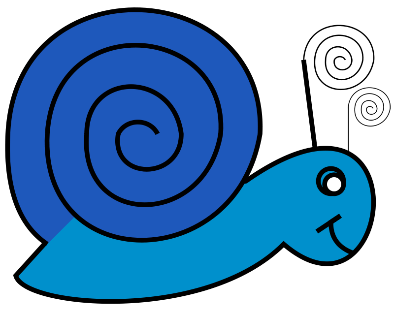 Free Snail Doodle