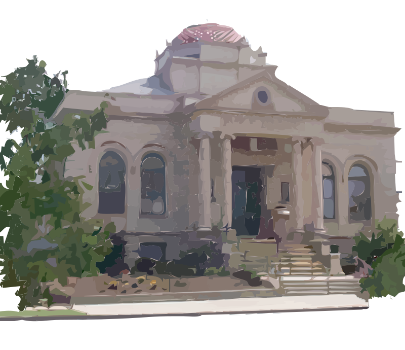 Free Carnegie Library Building