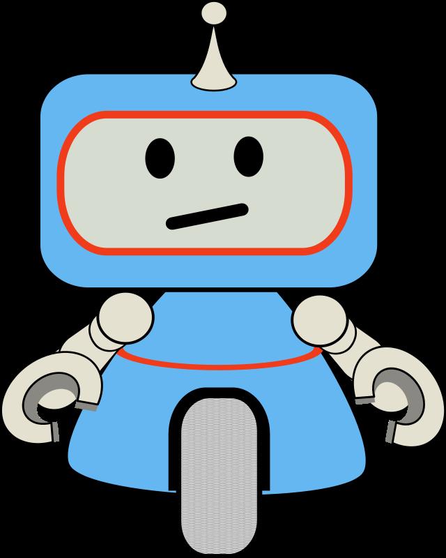 Free Little robot