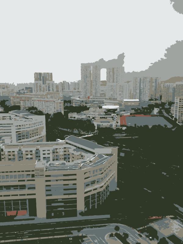 Free Singapore sky views