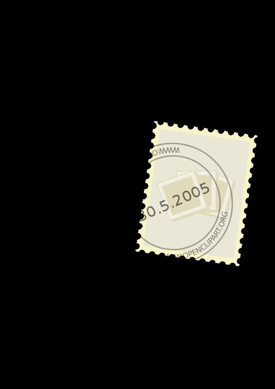 Free Postage Stamp