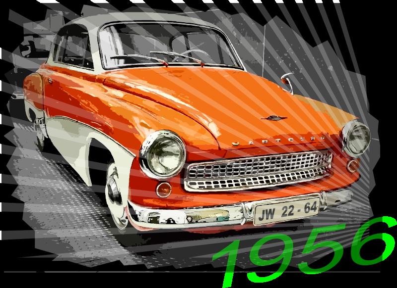 Free Wartburg 1956