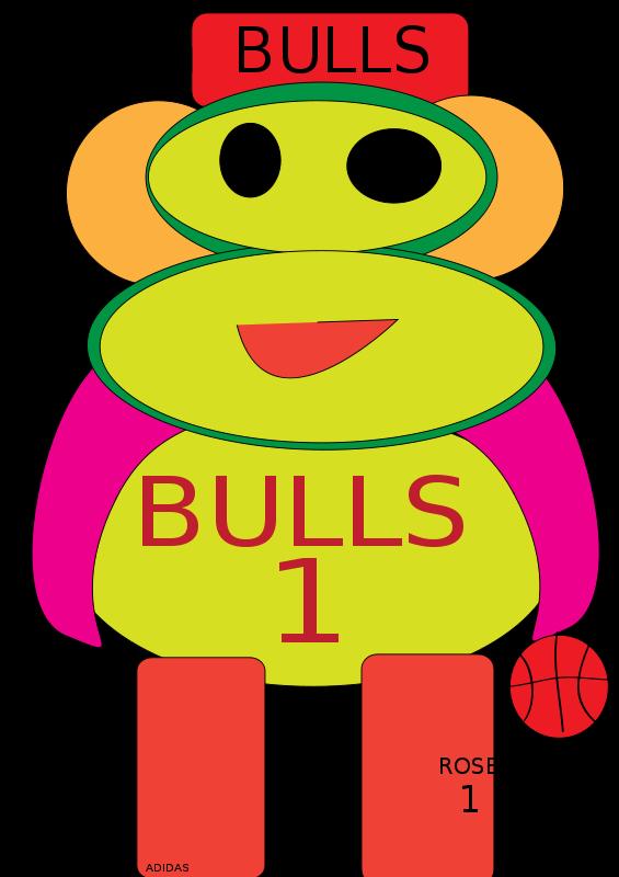 Free Chicago Bulls Monkey