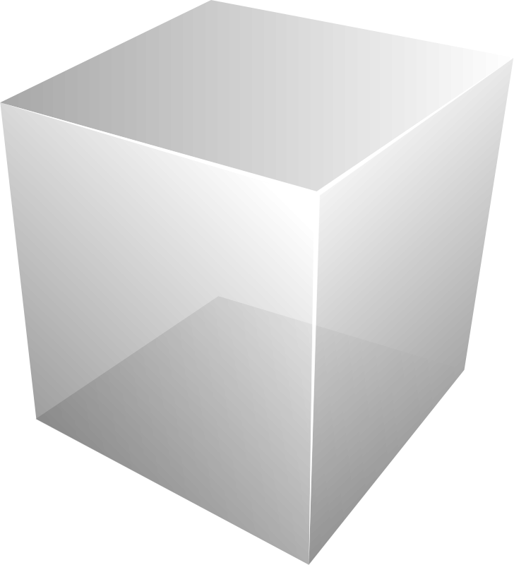 Free Cube transparent