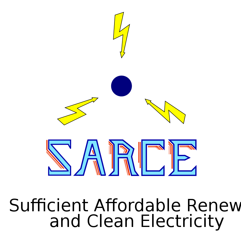 Free SARCE logo