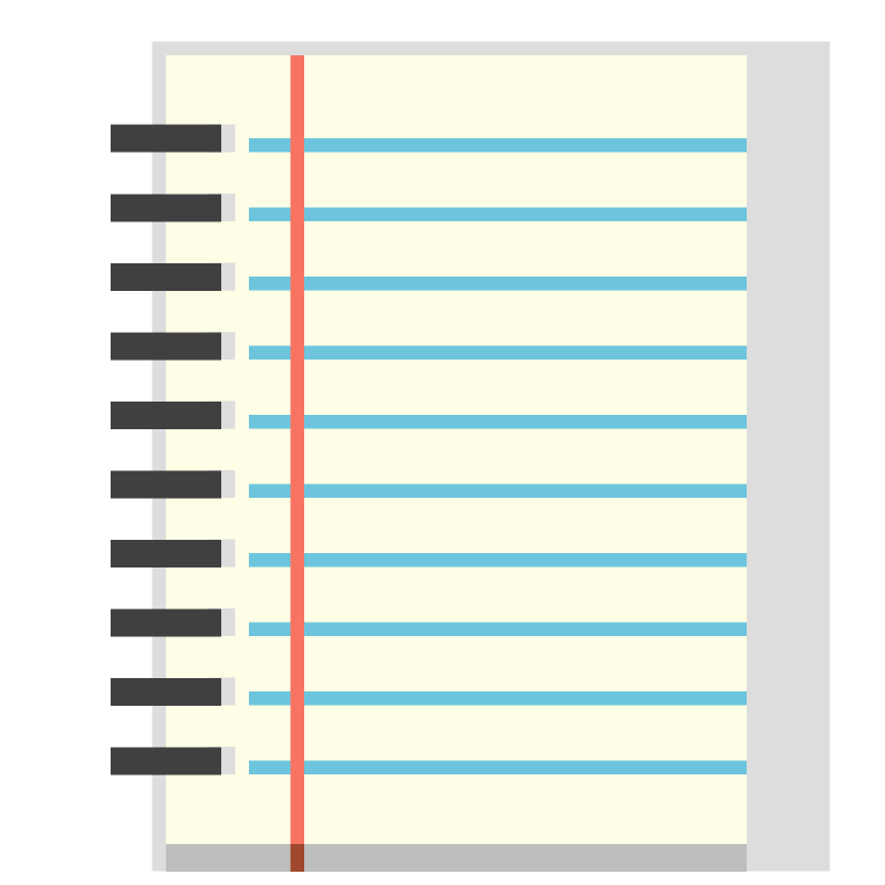 Free note book