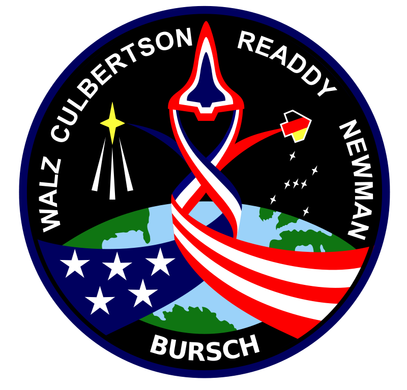 Free STS-51 Patch