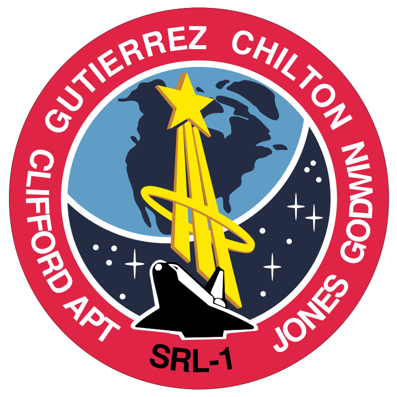 Free STS-59 Mission Insignia