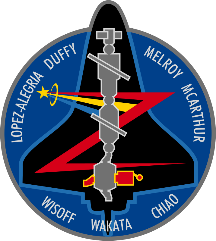 Free STS-92 Patch