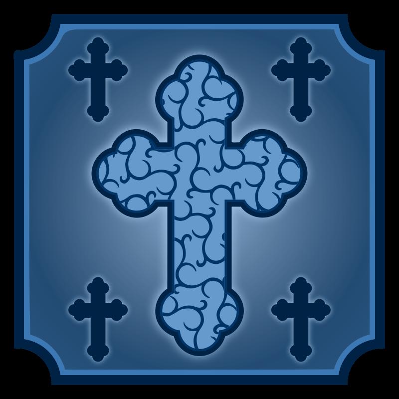 Free Cross 1 - Blue