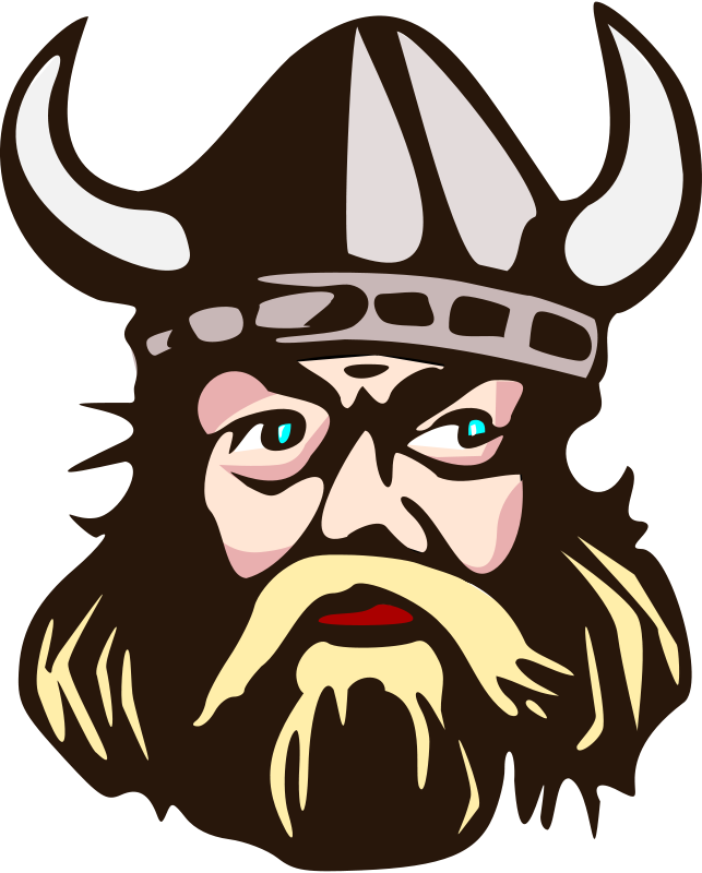 free clipart viking head with horn salvor rh 1001freedownloads com viking clipart black and white viking clipart graphics