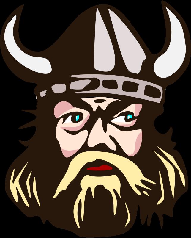 free clipart viking head with horn salvor rh 1001freedownloads com viking clip art graphics viking clipart images