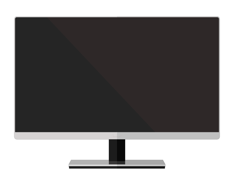 Free Simple LED Monitor