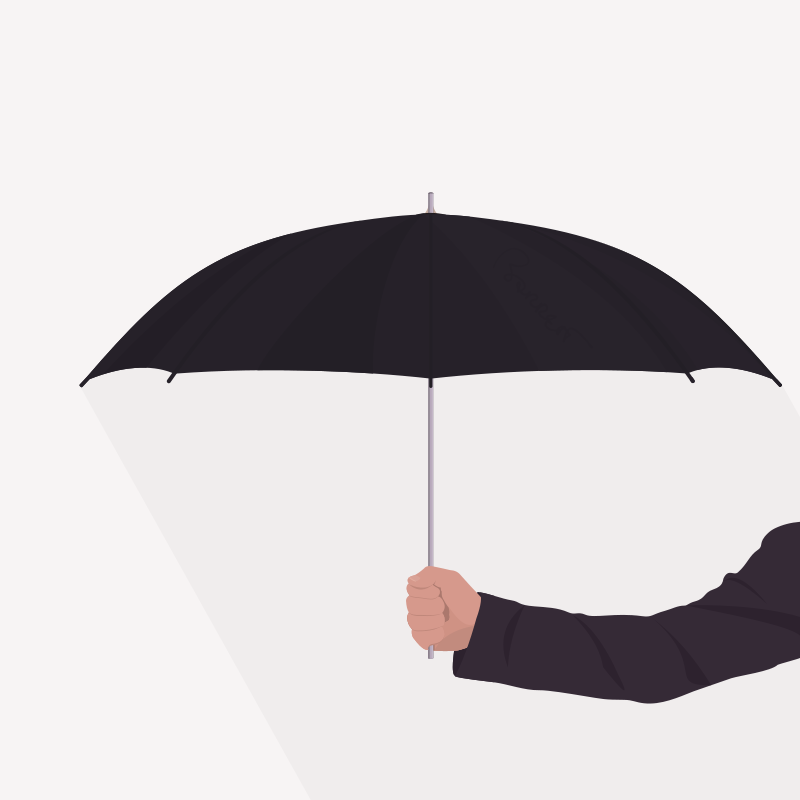 Free Simple Umbrella