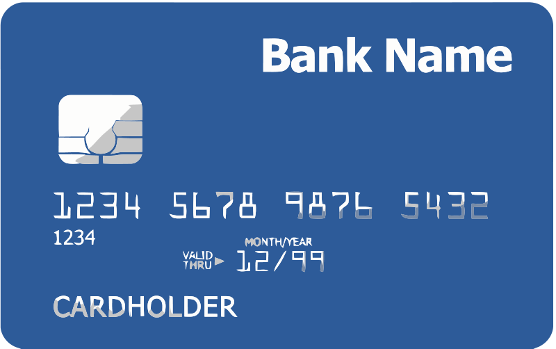 Free Credit Card (Front)