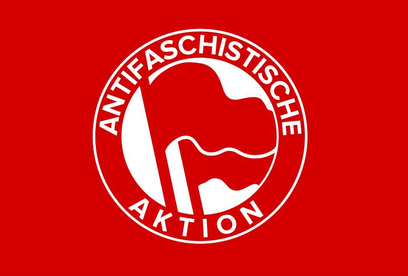 Free Antifa Flag -  Antifa-Fahne