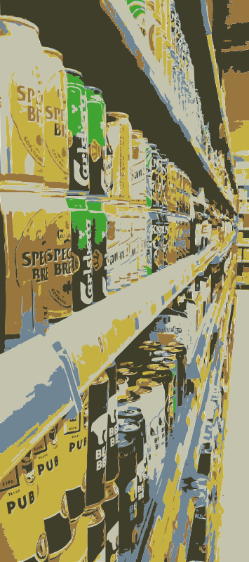 Free Clipart: Many beers to choose from | rejon