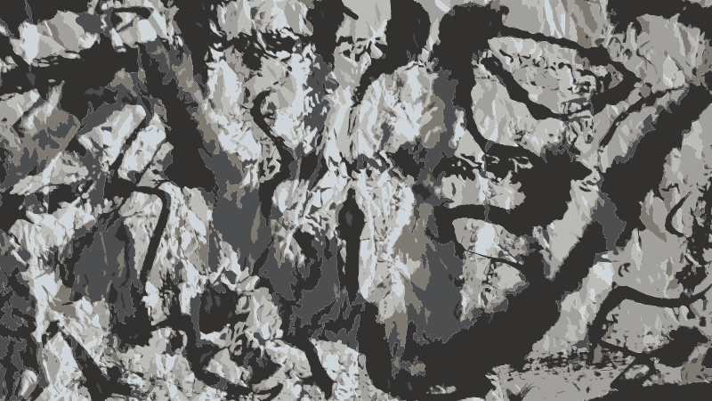 Free Wrinkled sumi ink texture 2013-08-18