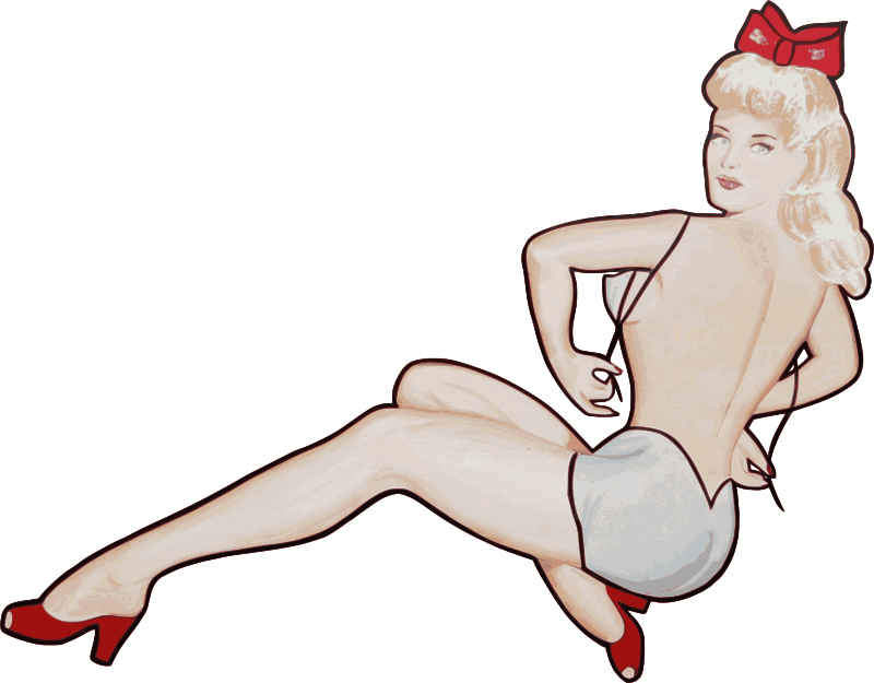 Free Pin-up Girl 2