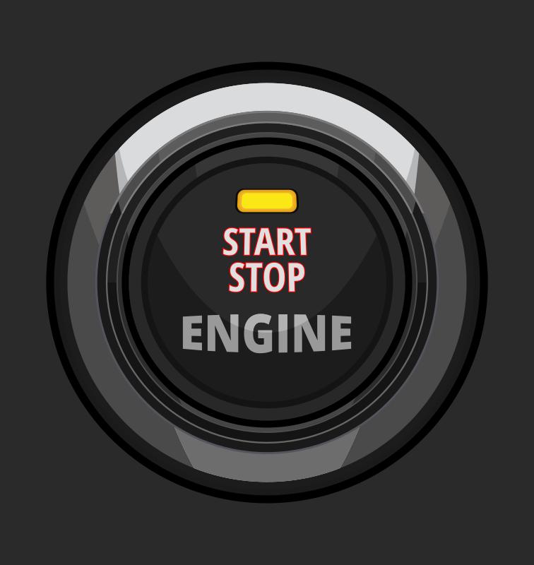 Free Engine Start Stop Button