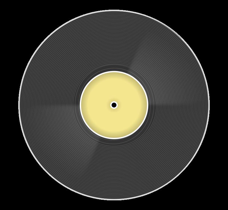 Free Vinyl Disc