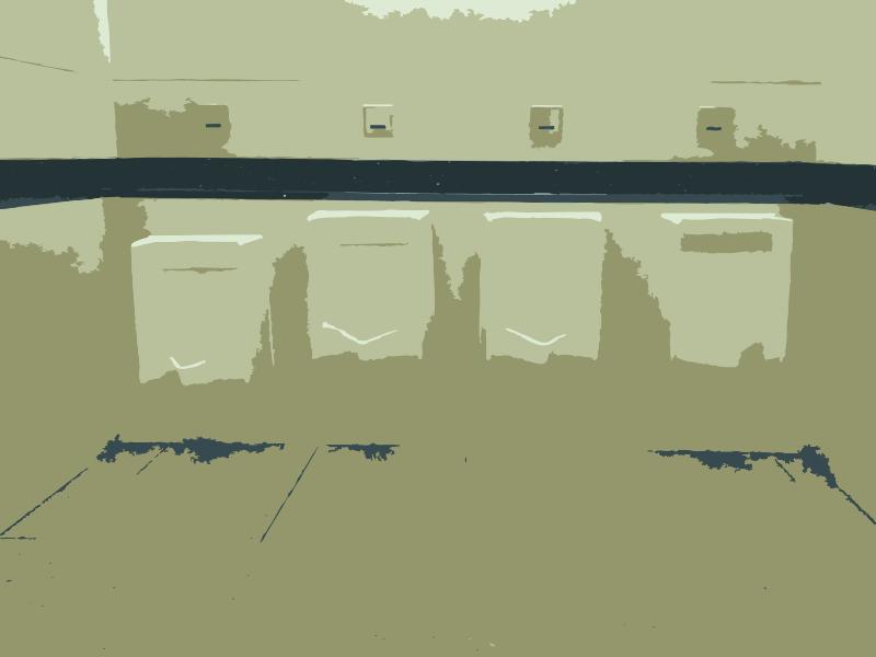 Free Bathroom stalls