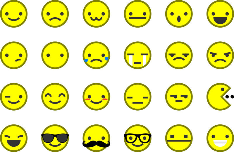 Free Emoticons & Smileys
