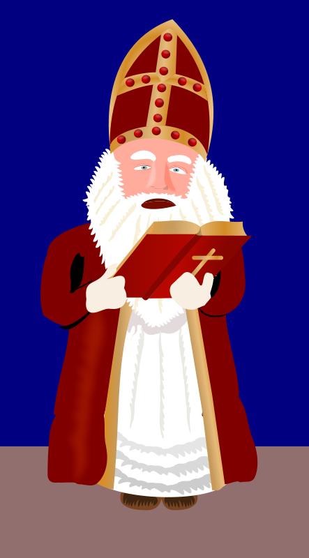 Free Sinterklaas is checking
