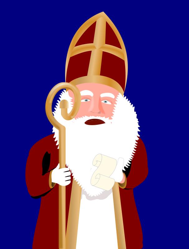 Free Administrating Sinterklaas