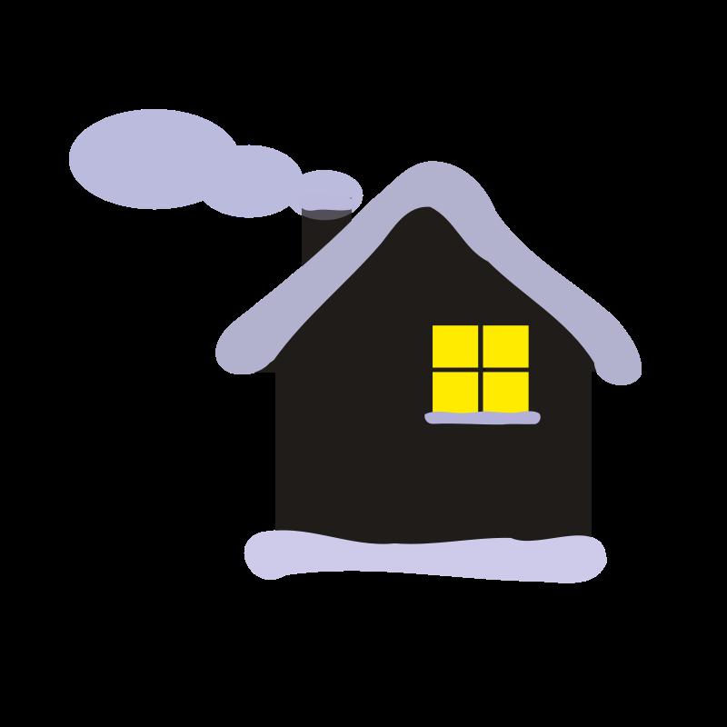 Free Winter cottage