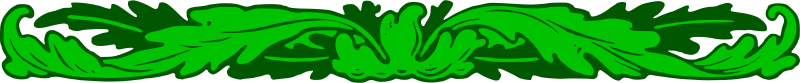 Free Leafy border
