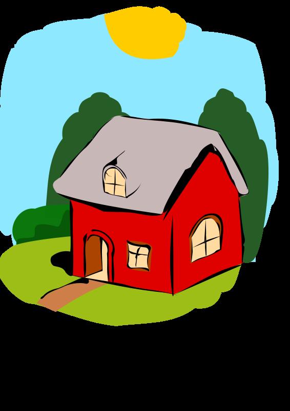 Free fairy-tale house