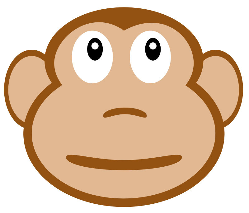 Free Fwd: Monkey Face