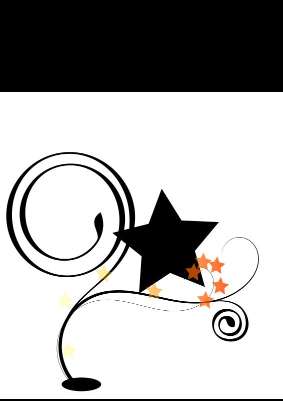 Free star flower