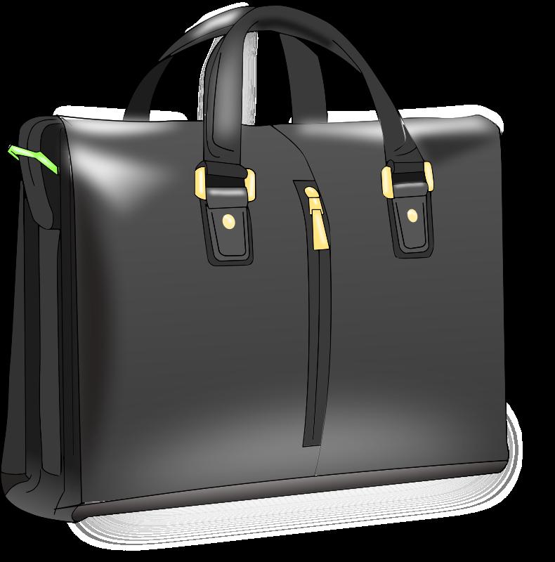 Free man handbag