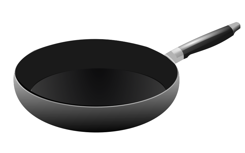 Free cooking pan