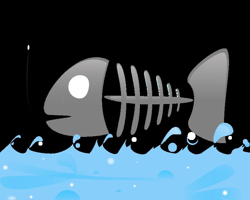 Free Fish Logo