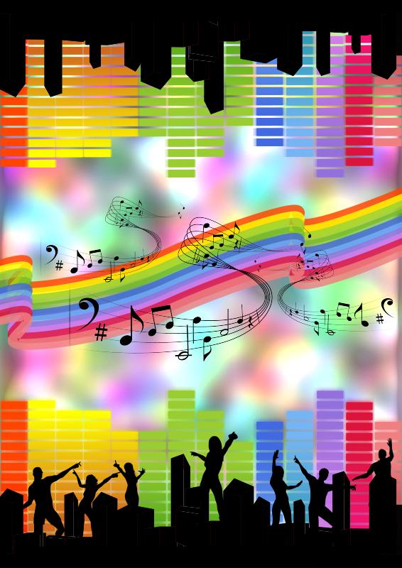 Free Music Theme