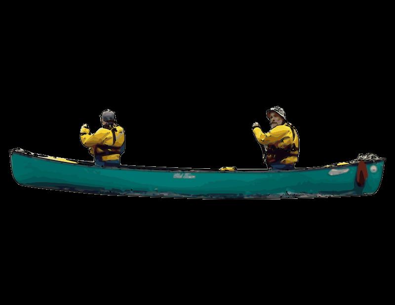 Free Canoeists and Canoe