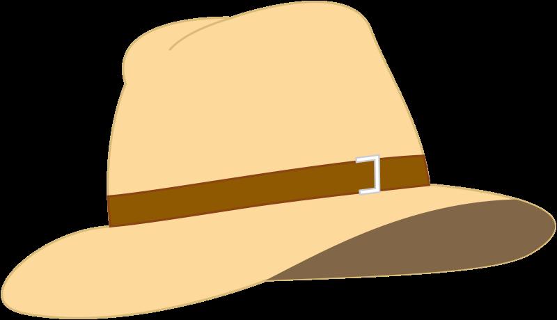 Free Fedora Hat 02