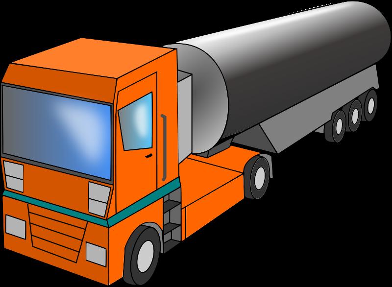 Free Truck Cistern