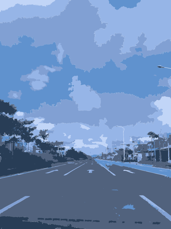 Free Chaozhou blue skies