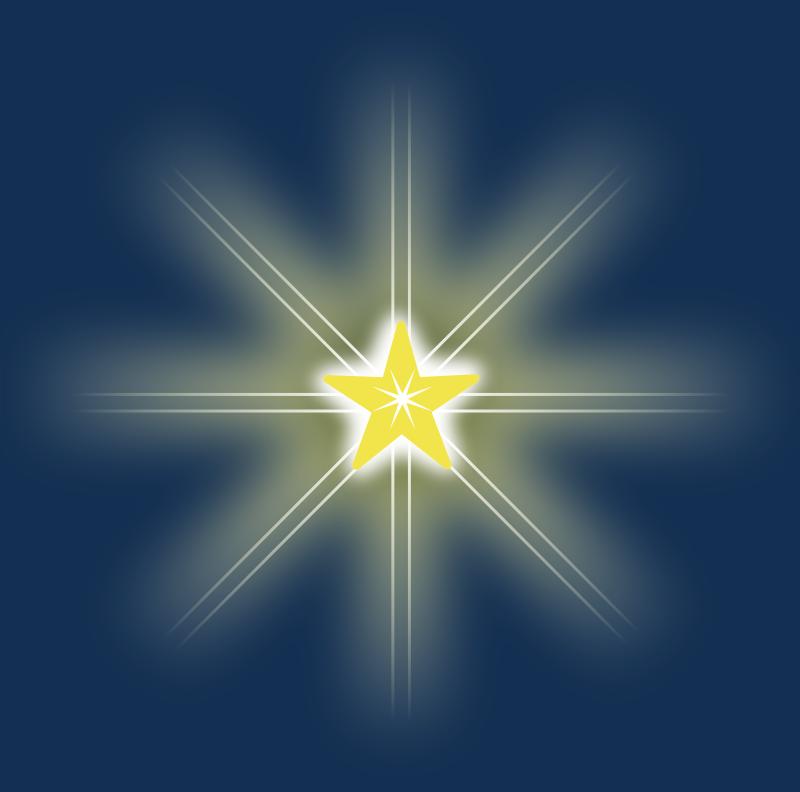 Free Christmas Star