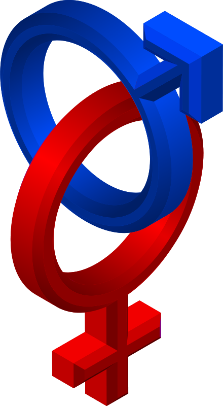 Free Male/Female Symbols