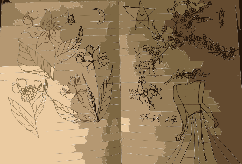 Free Original Aiflowers 497