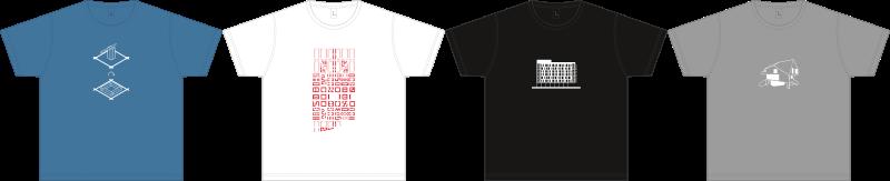 Free GA's T-shirts 2013 without Logos