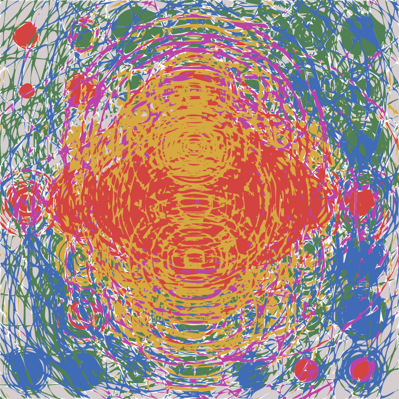 Free Crazy pattern